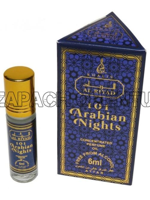 khalis al riyad - 101 arabian nights