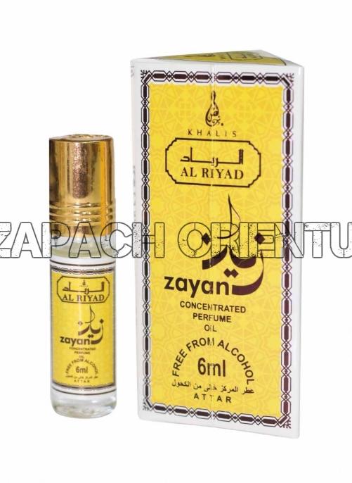 khalis al riyad - zayan
